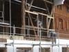 Schreinerei in Louisenthal: Einbau von Brettsperrholzwänden und Decken im Bestand