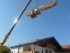 Baukrantransport in Rottach- Egern