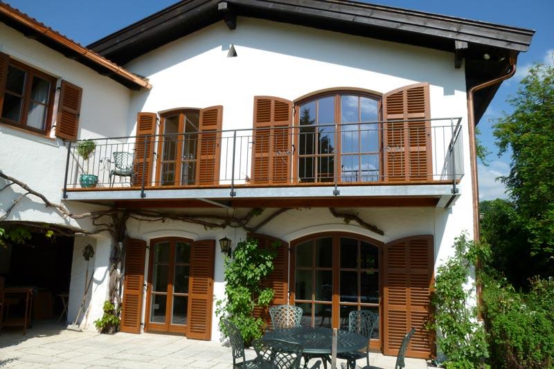 Balkon Mit Holz Auslegen Unterkonstruktion ~ Balkone  Zimmerei Bernöcker  Gmund am Tegernsee