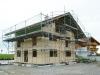 Doppelhaushälfte aus Brettsperrholz