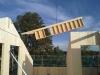 Montage Wandteil in Ständerbauweise