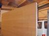 Wandelement in Holzständerbauweise