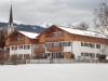Lindenheim Bad- Wiessee: Erstellung des Dachgeschosses in Holzständerbauweise