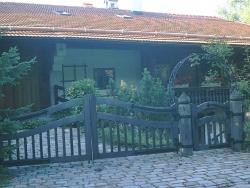 Einfahrtstor in Hausham