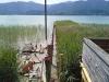 Stegbau am Tegernsee