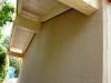 Fassadendämmung mit Holzfaser
