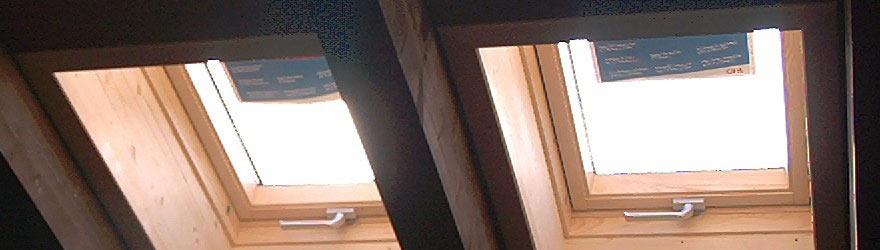 Header Dachfenster