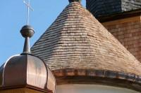 Bild Schindeldach auf Kapelle